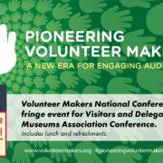 Volunteer Makers banner