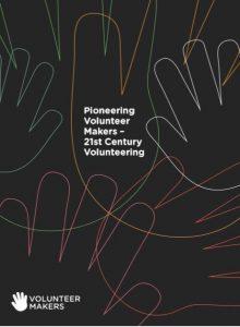 Pioneering Volunteer Makers Booklet